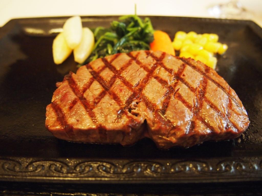 牛車ステーキ