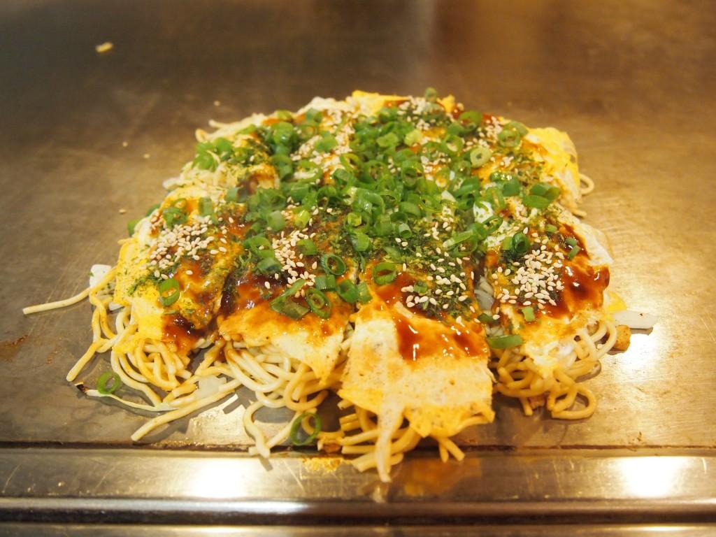 広島風お好み焼き きゃべつ